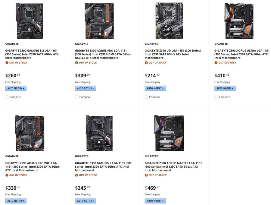 Asus, MSI and EVGA tease Intel Z390 motherboards - Mainboard