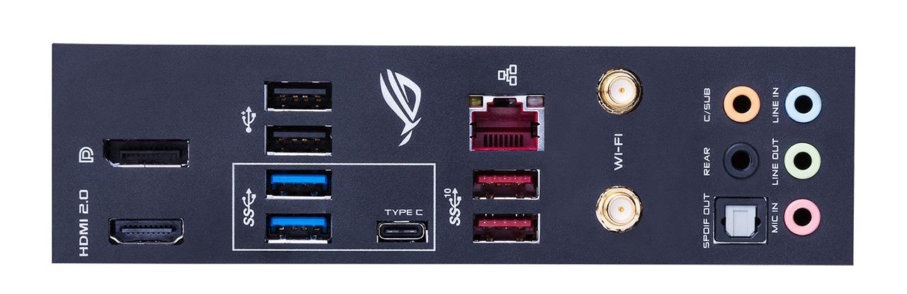 Review: Asus ROG Strix Z390-I Gaming - Mainboard - HEXUS net