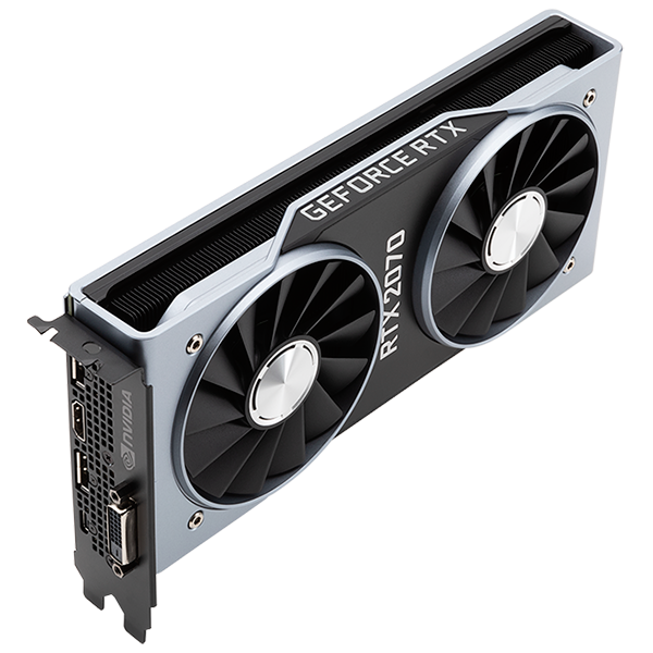 Review Palit Geforce Rtx 2070 Dual Graphics Hexus Net