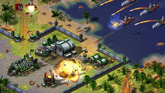 EA is working on the remaster of Command & Conquer