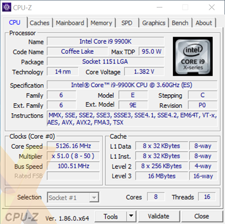 Review: Intel Core i9-9900K - CPU - HEXUS net - Page 10