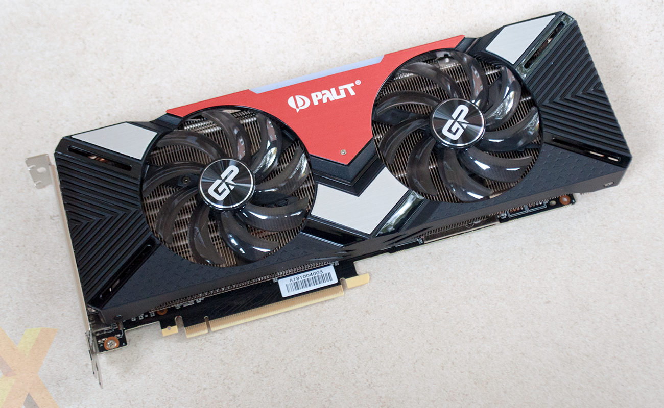 Review Palit Geforce Rtx 2070 Dual Graphics Hexus Net Page 2