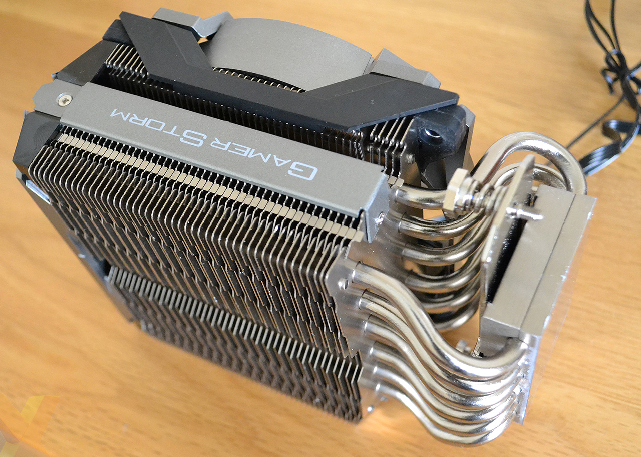 Review: Deepcool Fryzen Threadripper Cooler - Cooling - HEXUS net