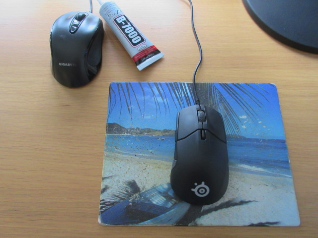 STEELSERIES SENSEI 310 Mouse Review - By DancesWithUnix