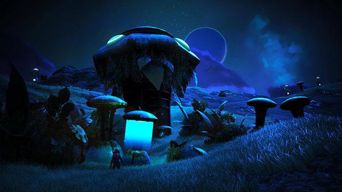 No Man's Sky 'Visions' update arrives tomorrow - PC - News - HEXUS net