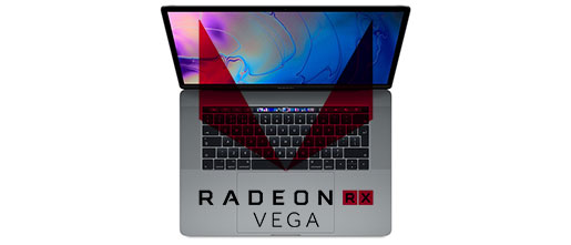 AMD Vega 20 equipped MacBook Pro benchmarks surface - Graphics
