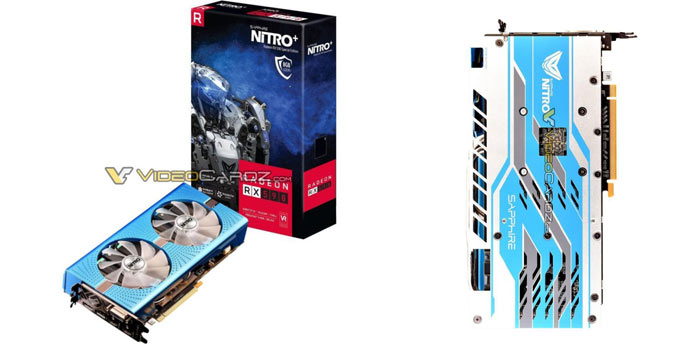 Sapphire Radeon RX 590 NITRO+ Special Edition spotted - Graphics