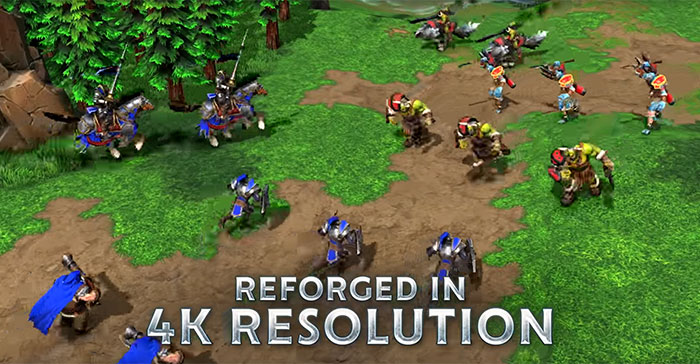Warcraft Iii Reforged Offers A Stunning Visual Update Pc