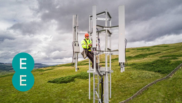 EE confirms commercial 5G roll-out for 16 United Kingdom cities in 2019