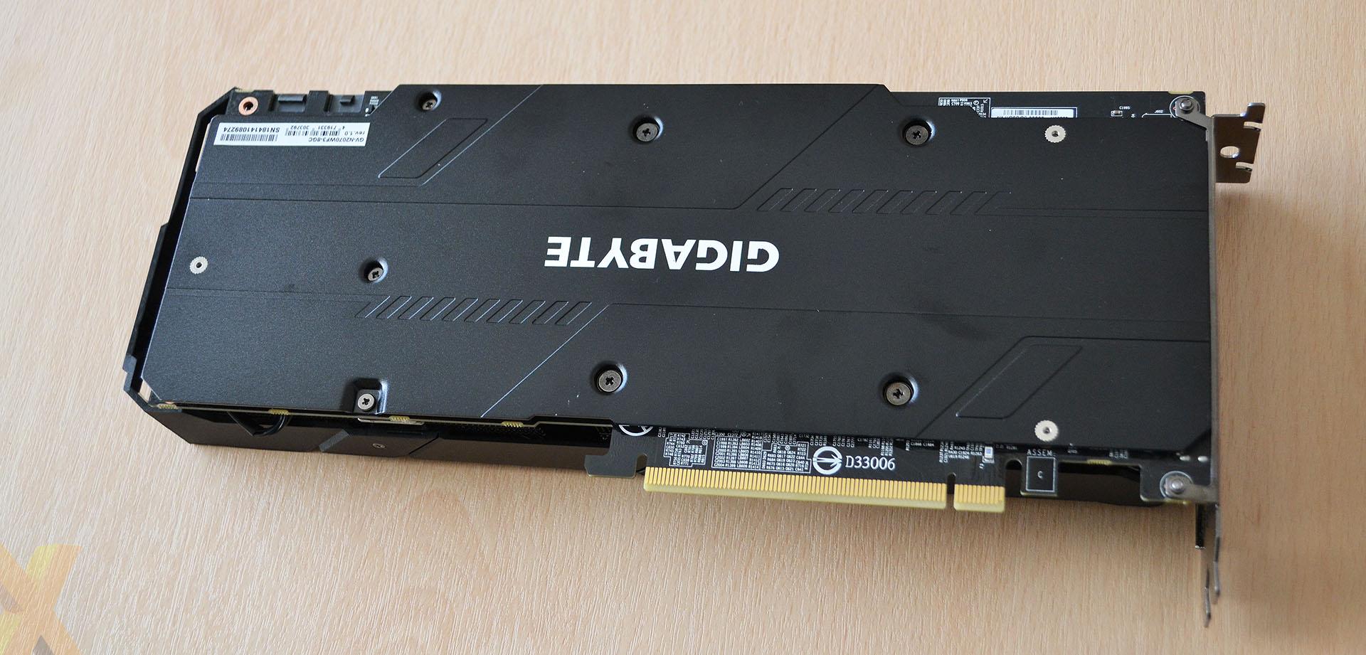 Review: Gigabyte GeForce RTX 2070 WindForce - Graphics - HEXUS.net