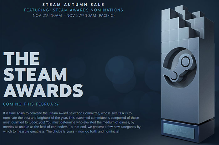The Steam Autumn Sale goes live - PC - News - HEXUS net