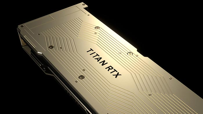 NVIDIA Unveils Ray-Tracing Powerhouse TITAN RTX