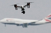 London Gatwick flights begin again after drone disruptions