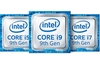 Intel Core i9-9900KF, i7-9700KF, i5-9600KF, i5-9400F CPUs listed