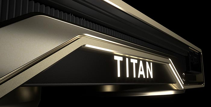 Nvidia reveals Titan RTX, 'the world's most powerful desktop GPU'