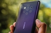Nokia 9 PureView penta-camera phone and cases pictured