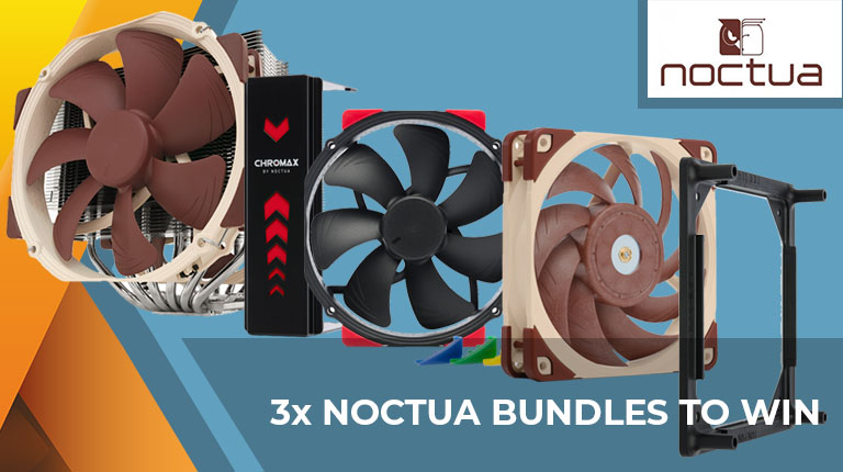 Day 14: Win one of three Noctua cooling bundles - Cooling