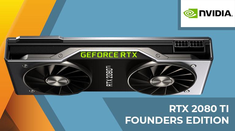 Day 33: Win an Nvidia GeForce RTX 2080 Ti - Graphics