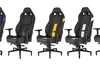 Corsair launches the T2 Road Warrior gaming chair