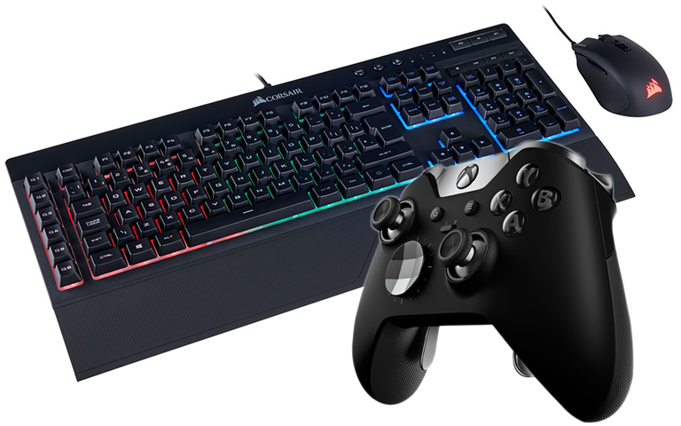 QOTW: Joypad or keyboard and mouse? - Peripherals - Feature