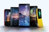 Five new Nokia phones announced at MWC 2018