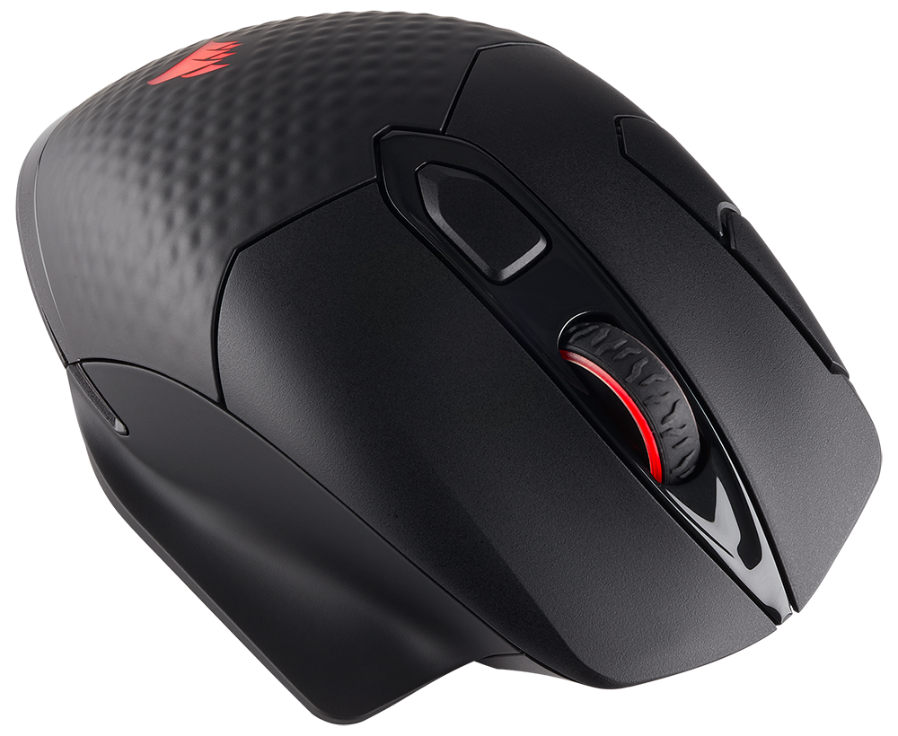 Review Corsair Dark Core Rgb Se Peripherals Engine Diagram There Are No Question Marks Surrounding Performance Mind Housed Near The Centre Of Base Alongside An On Off Switch A Toggle For Bluetooth And