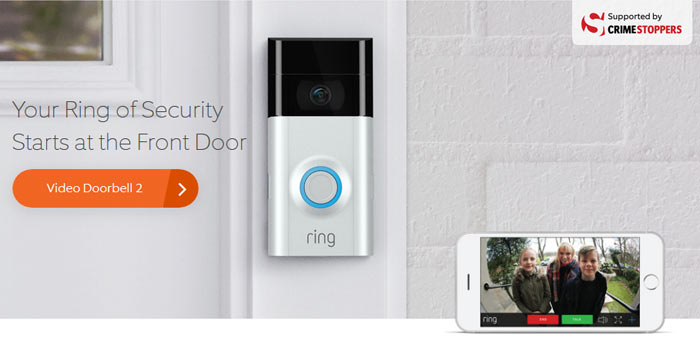 CNBC reports that with the purchase of Ring Amazon will be able to  disrupt the home security market . As the news broke Amazonu0027s shares didnu0027t seem to ...  sc 1 st  Hexus & Amazon buys Ring the smart doorbell maker - General Business - News ...