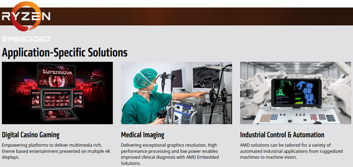AMD EPYC and Ryzen embedded processors launched - CPU - News - HEXUS net