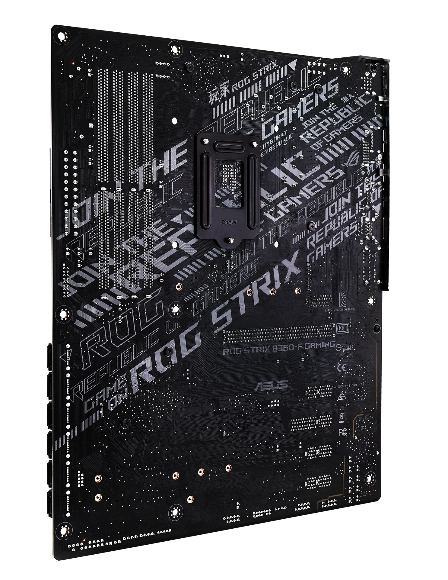 Review Asus Rog Strix B360 F Gaming Intel Mainboard There Are 2 Boards The Main Board And A Second One For Controls In Nutshell If You Using Single Graphics Card Pcie Riding Expansion An M2 Drive Will Be Fine Want To Go Bigger