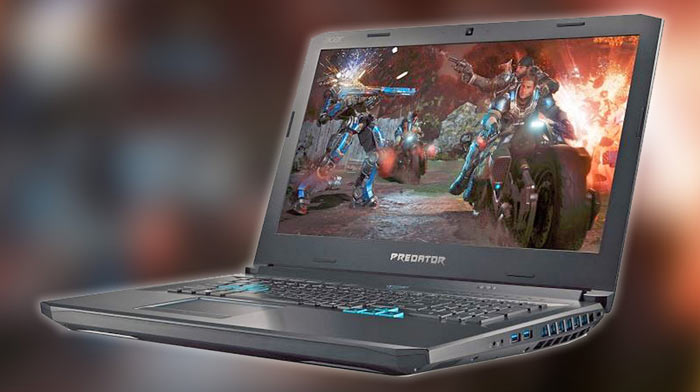 Acer Predator Helios 500 with Intel Core i9 CPU listed