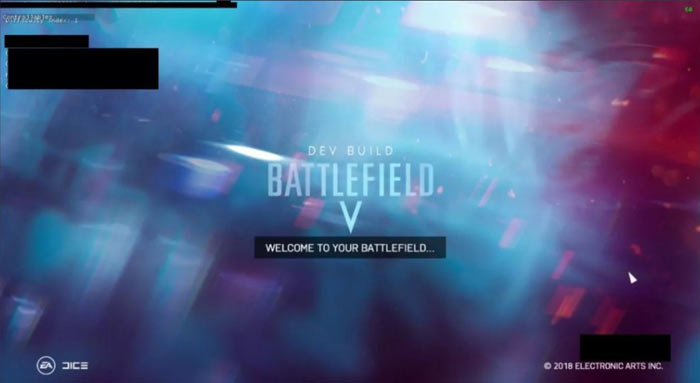 Next Battlefield Leaked. It's Called Battlefield V, and is Set During WWII