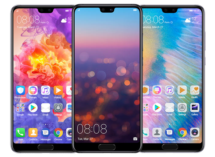 Huawei unveils the P20 Pro with Leica optics and 40MP sensor