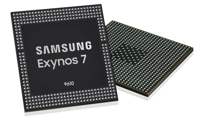 Samsung Eyxnos 7 9610 processor announced - General - News