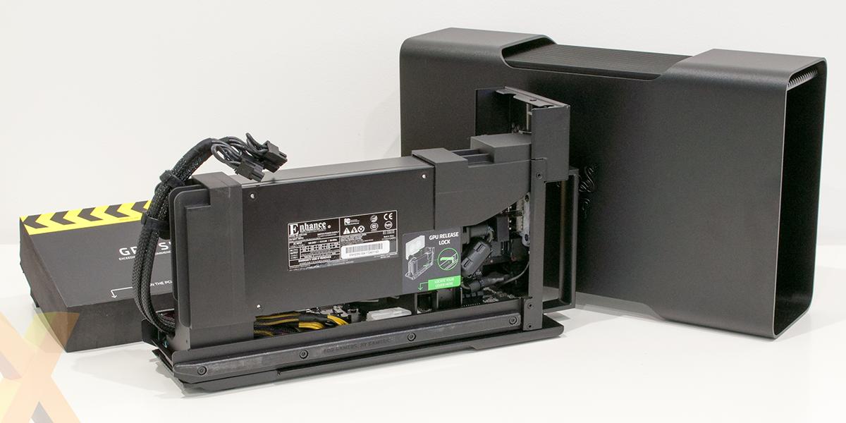 Review: Razer Core v2 - Graphics - HEXUS net