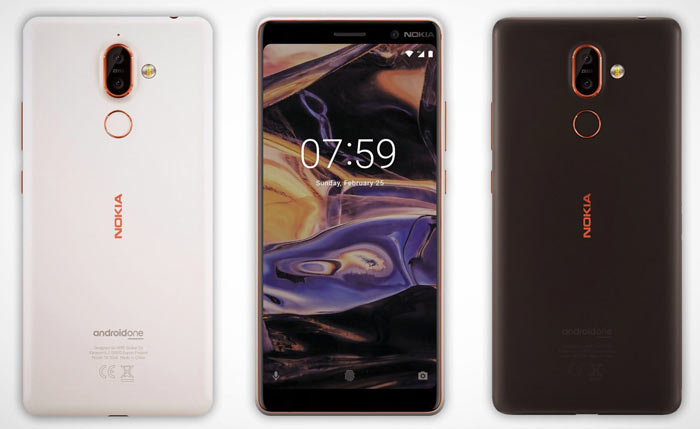 Nokia 7 Plus available in UK from 2nd May, pre-orders open