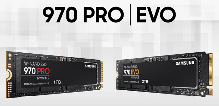 Samsung Launches 970 Pro And Evo M 2 Nvme Ssds Storage News