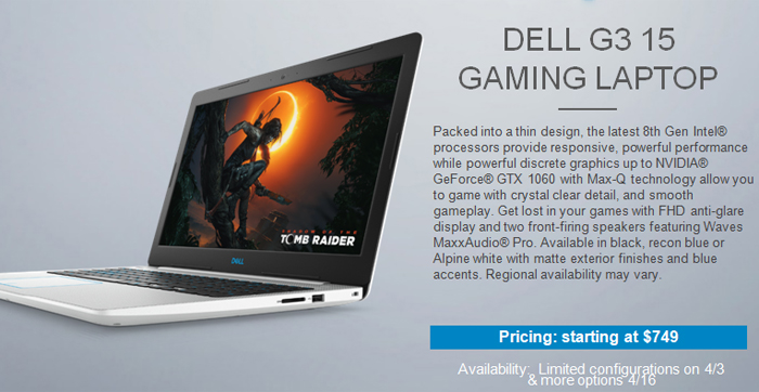 Dell and Alienware release their most powerful laptops ever