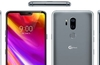LG G7 ThinQ smartphone pictured from every angle