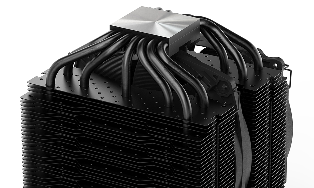Review Be Quiet Dark Rock Pro 4 Cooling Hexus Net