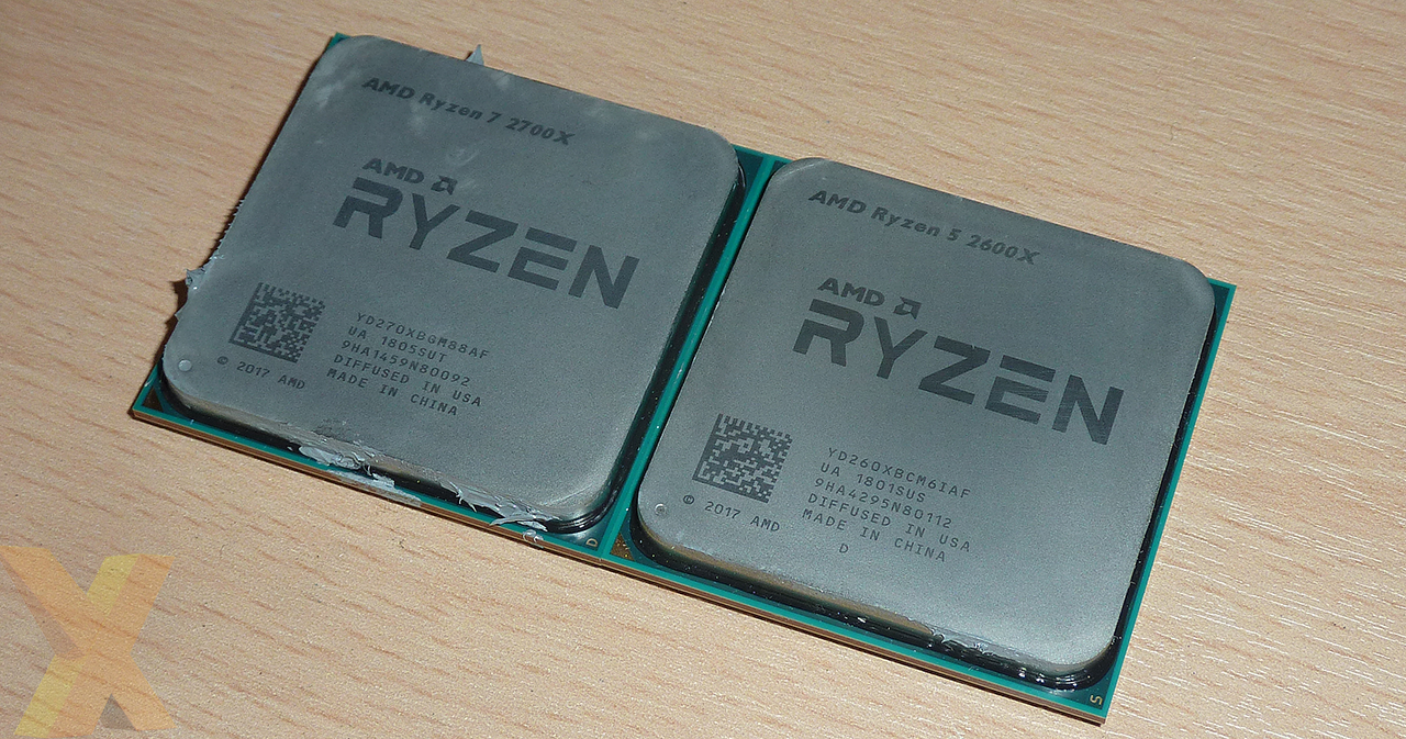 Review: AMD Ryzen 7 2700X and Ryzen 5 2600X (12nm) - CPU