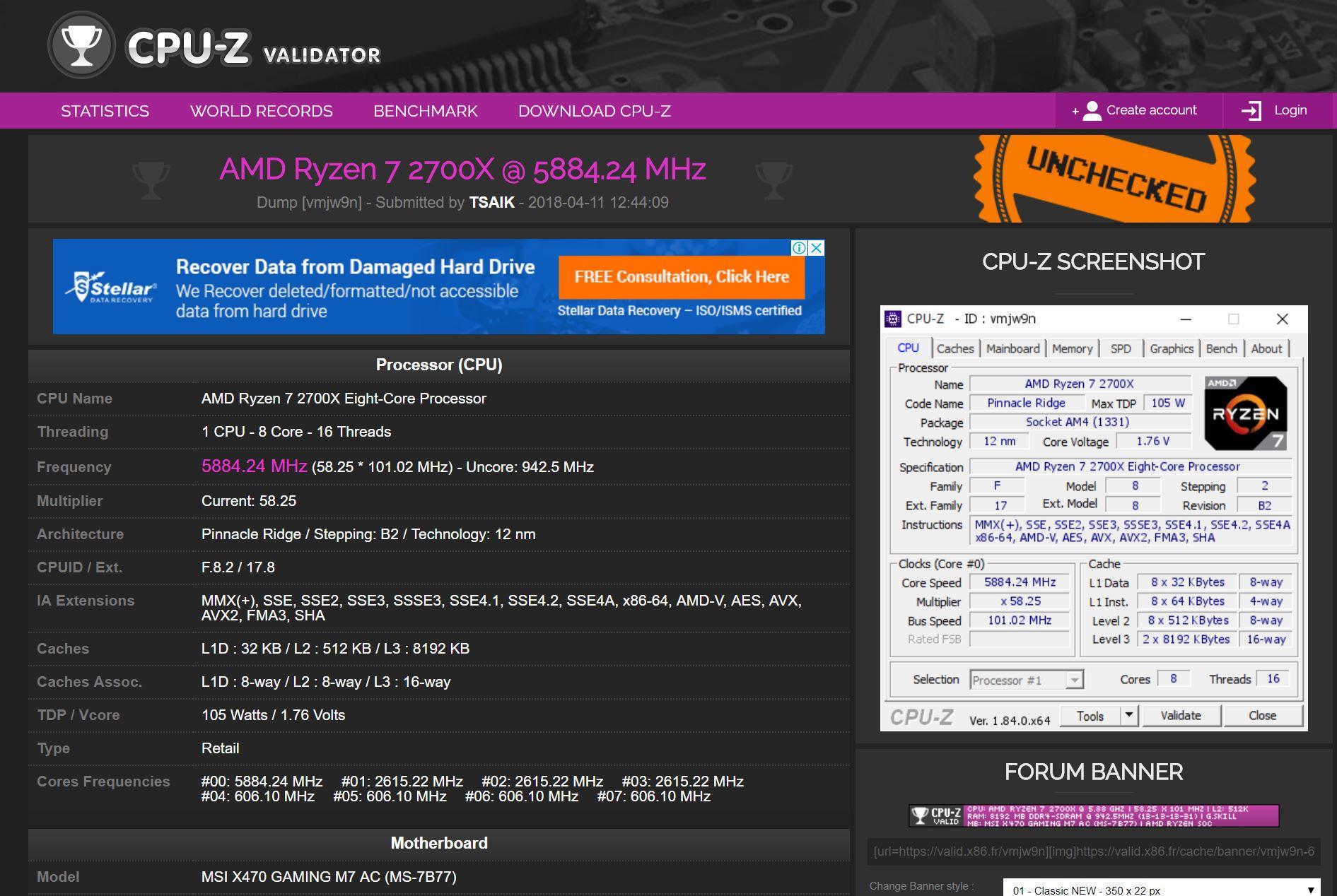 AMD Puts 2nd Gen Ryzen CPUs Up for Pre-Order, Ships Next Week