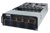 Gigabyte launches pair of Tesla powered 4U servers