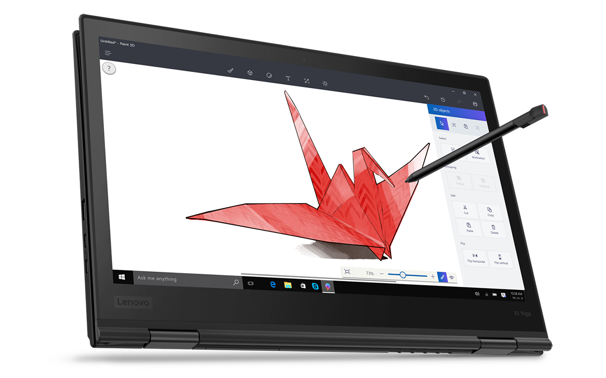 Review: Lenovo ThinkPad X1 Yoga (3rd Gen) - Laptop - HEXUS net