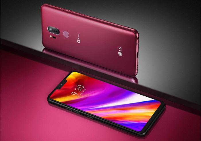 Fresh LG G7 ThinQ leak bares it all, reveals 3 paintjobs