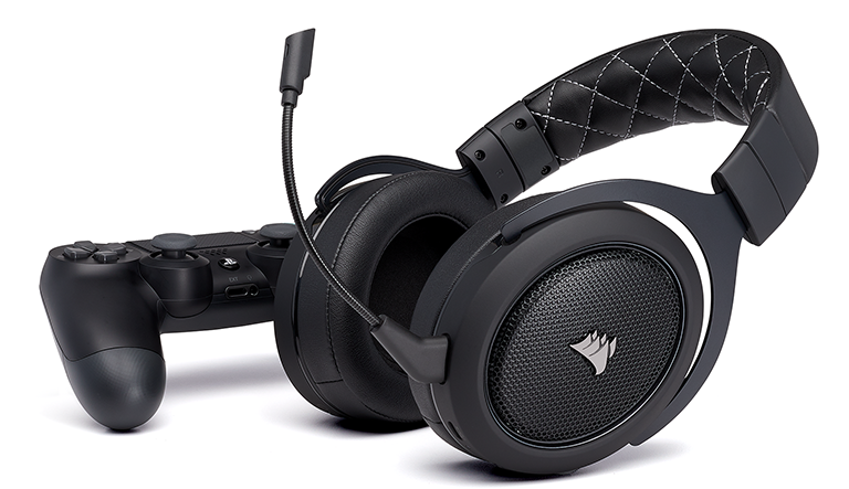 Review: Corsair HS70 Wireless Gaming Headset - Peripherals