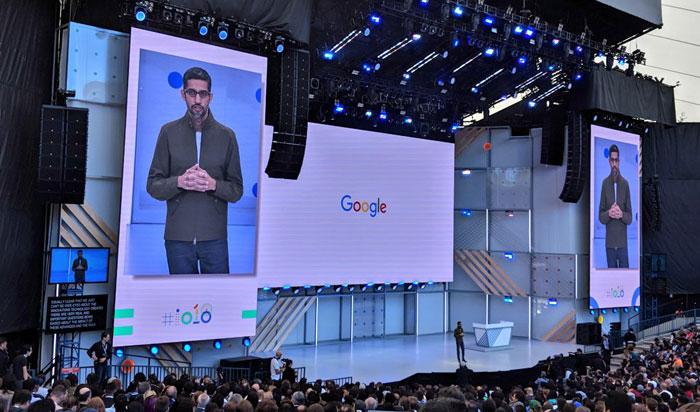 Google Duplex makes its Assistant more human