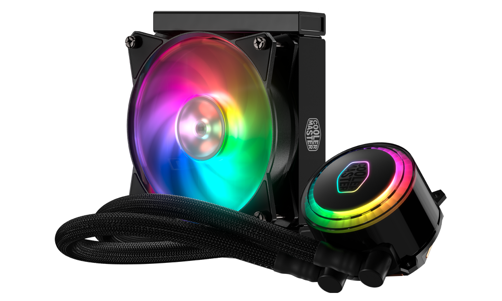 Review: Cooler Master MasterLiquid ML120R RGB - Cooling - HEXUS net