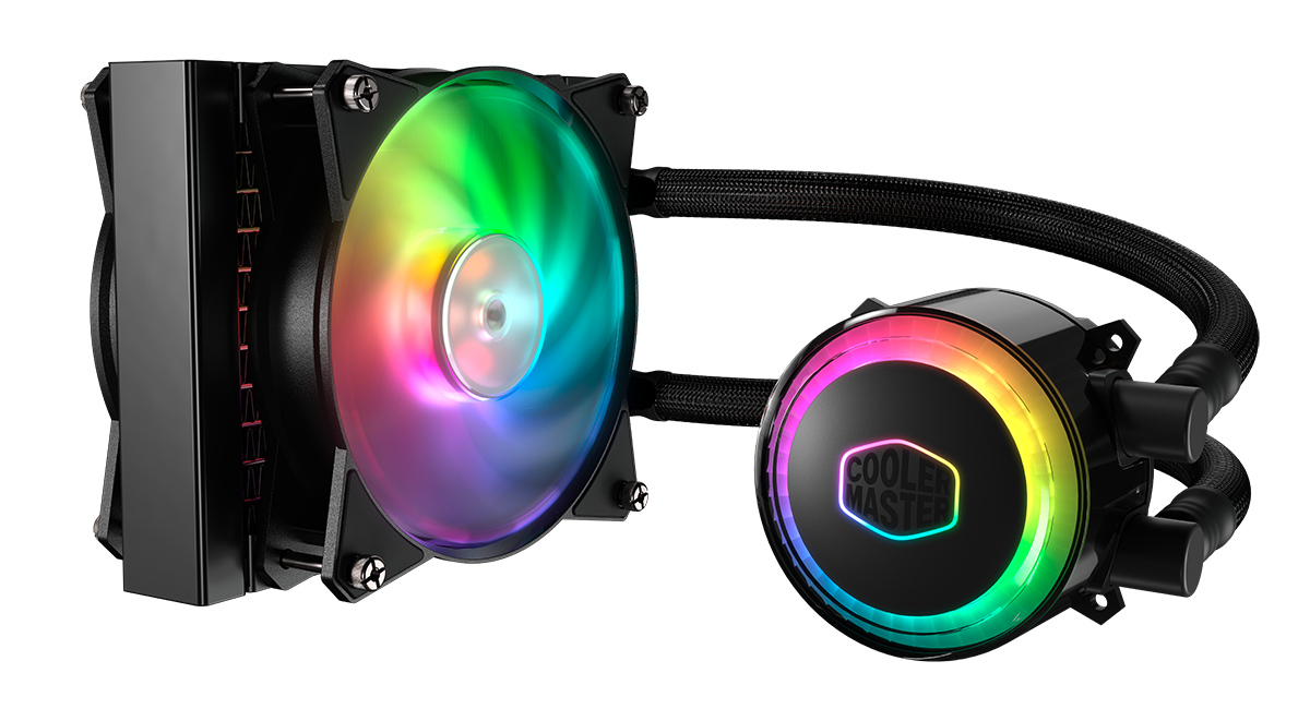 Review: Cooler Master MasterLiquid ML120R RGB - Cooling - HEXUS net