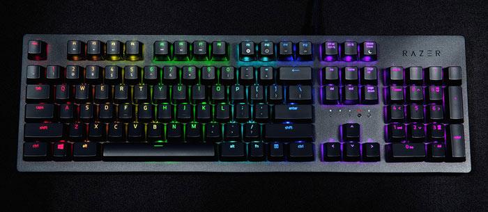Razer launches Huntsman Opto-Mechanical keyboards