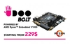 Udoo Bolt 'maker board' packs an AMD <span class='highlighted'>Ryzen</span> Embedded V1000